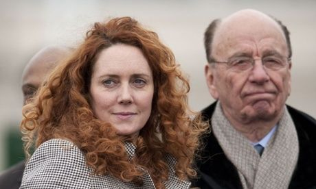 Rebekah Brooks about to be rehired by Rupert Murdoch for US operation.