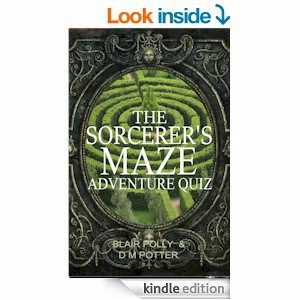You Say Which Way - The Sorcerer's Maze
