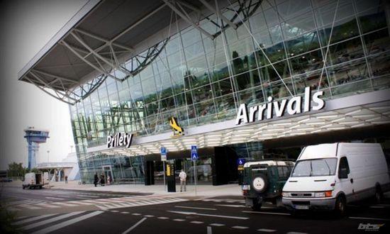 Aeroporto di Bratislava, il gennaio più trafficato degli ultimi sette anni