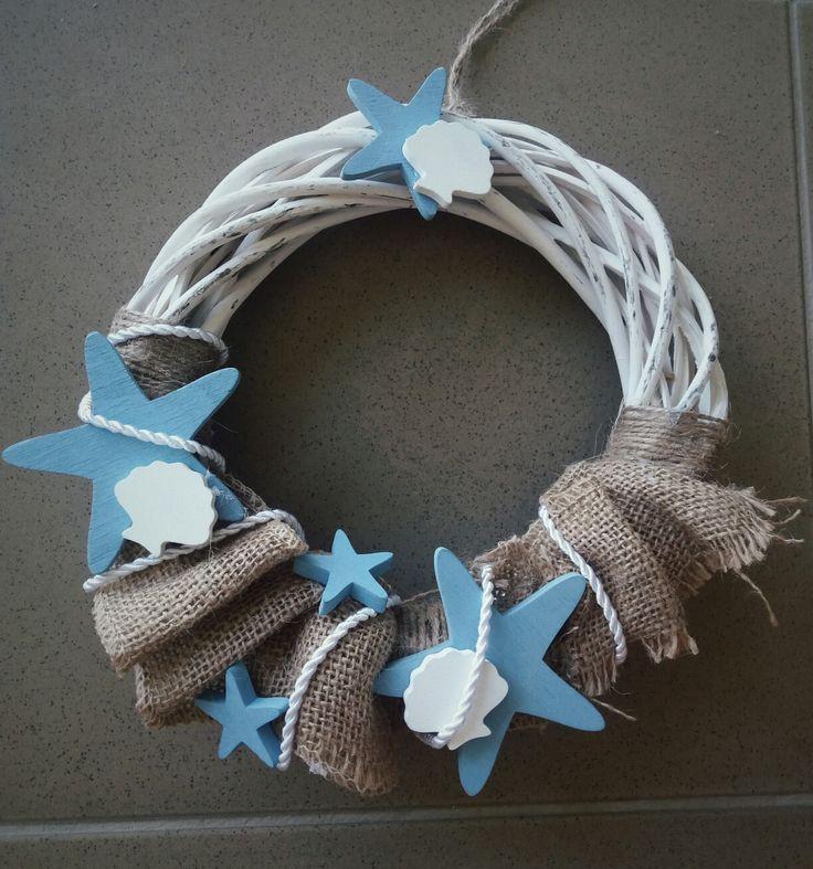 Beach wreath