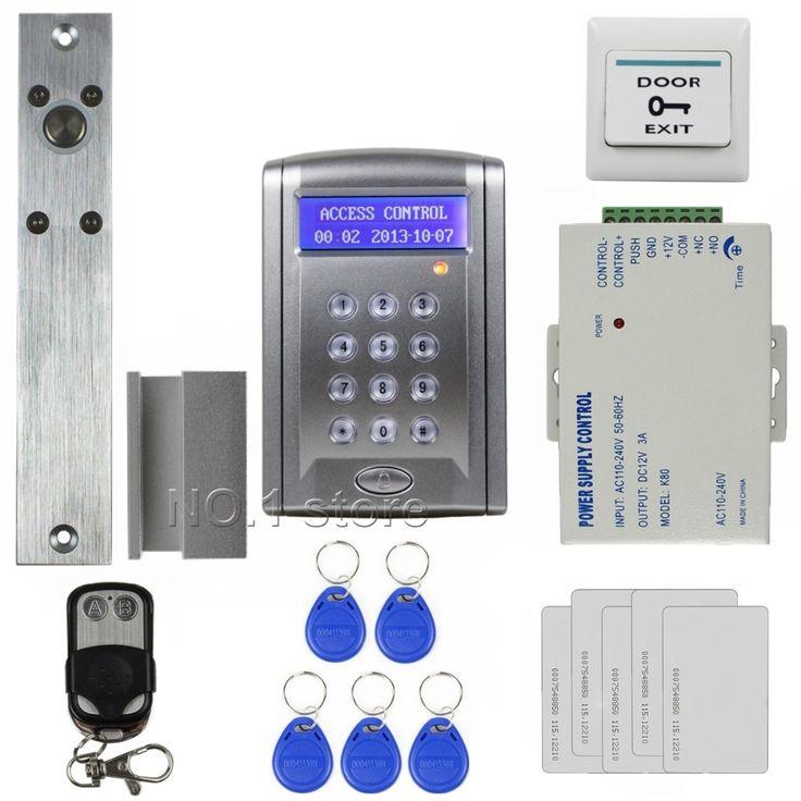 Zenon Security Alarm Lock System