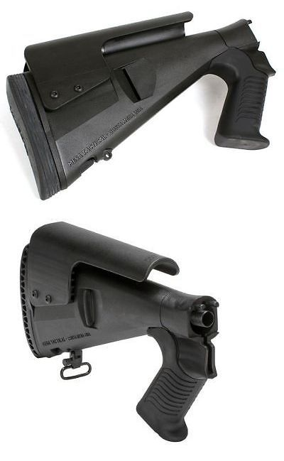 Shotgun 73954: Mesa Tactical Urbino Stock With Limbsaver Buttpad - Mossberg 930 (12-Ga, Black) -> BUY IT NOW ONLY: $177 on eBay!