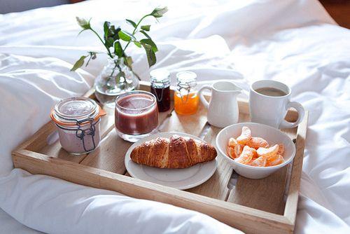 Una colazione per San Valentino
