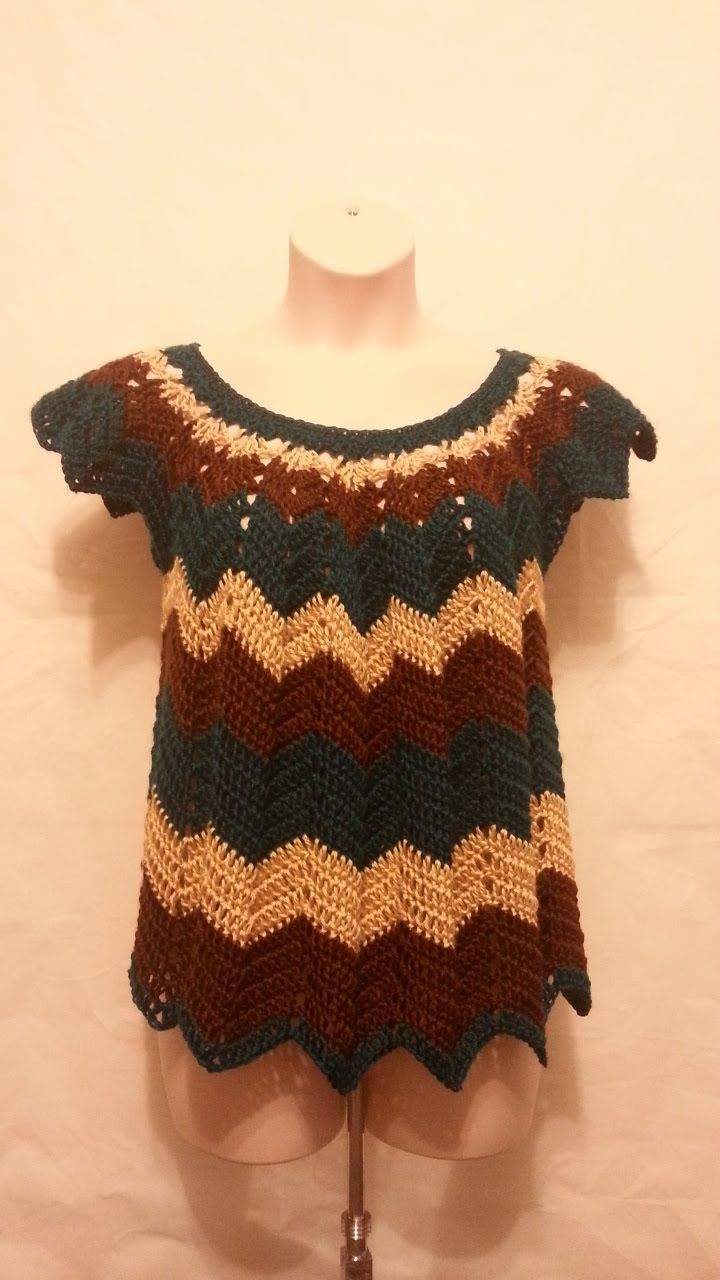 54 best crochet top videos images on pinterest crochet crochet womens plus size chevron shirt top blouse hd bag o day bankloansurffo Image collections