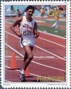 1984 Raúl González Rodriguez (Mexique) JO de Los Angeles USA