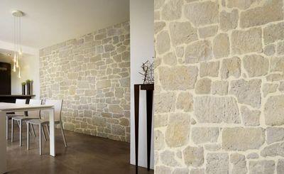 Orsol - Parement mural intérieur-Orsol-Manoir