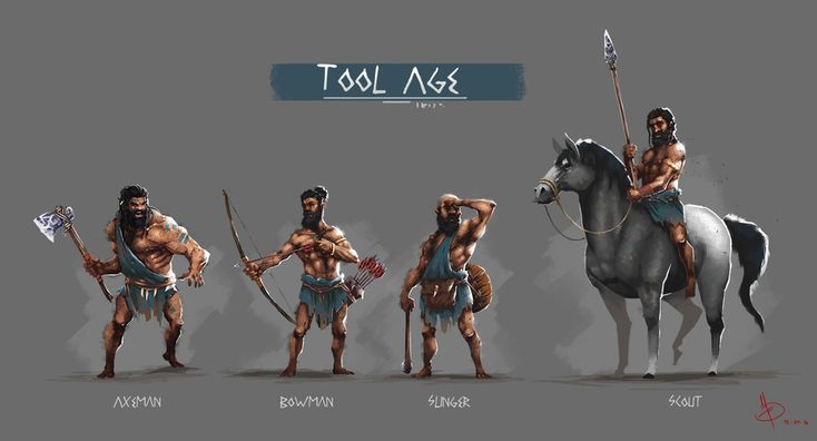 Age of Empires: Realistic CONCEPT ART. by Ignacio Felechosa | Fan Art | 2D | CGSociety