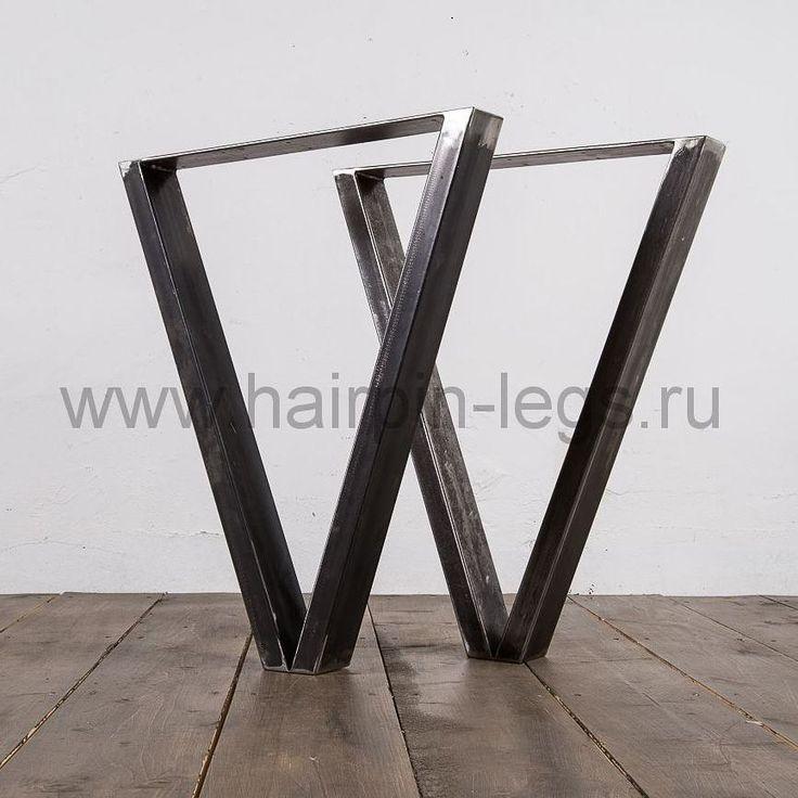 """Опоры для пристенного стола """"Дизайн V"""" - оригинальный дизайн и прочная конструкция. Смотрятся очень стильно... Под заказ в Москве или с доставкой по России. Подробнее можно посмотреть на нашем сайте www.hairpin-legs.ru    #лофт  #loft  #столлофт  #подстолье  #стол  #барныйстол  #мебельдлябаров  #мебельназаказ  #мебельизметалла  #индустриальныйстиль  #мебельлофт  #лофтинтерьер  #designloft   #loftfurniture  #lofttable  #bartable  #minimalism  #industrial  #table  #tablebase"""