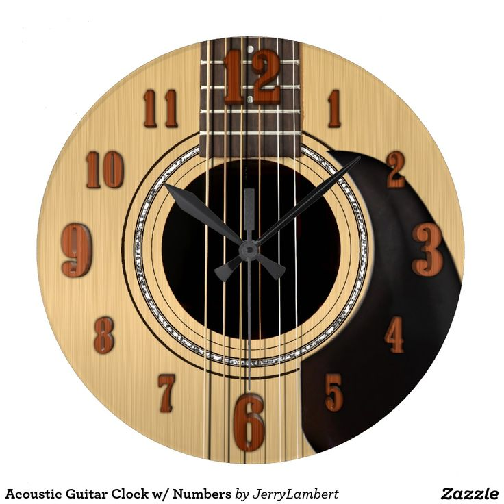 48 best Music Wall Clocks images on Pinterest Music wall Wall