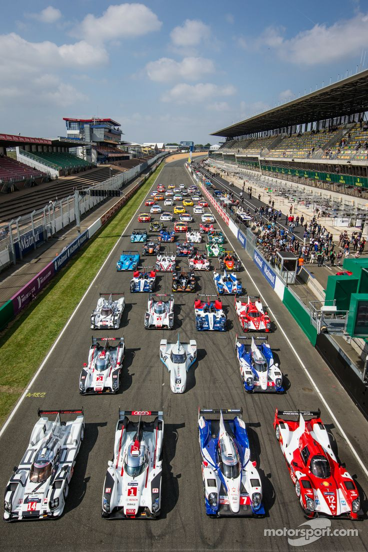 LeMans 2014 Car group photoshoot | Main gallery | Photos | Motorsport.com