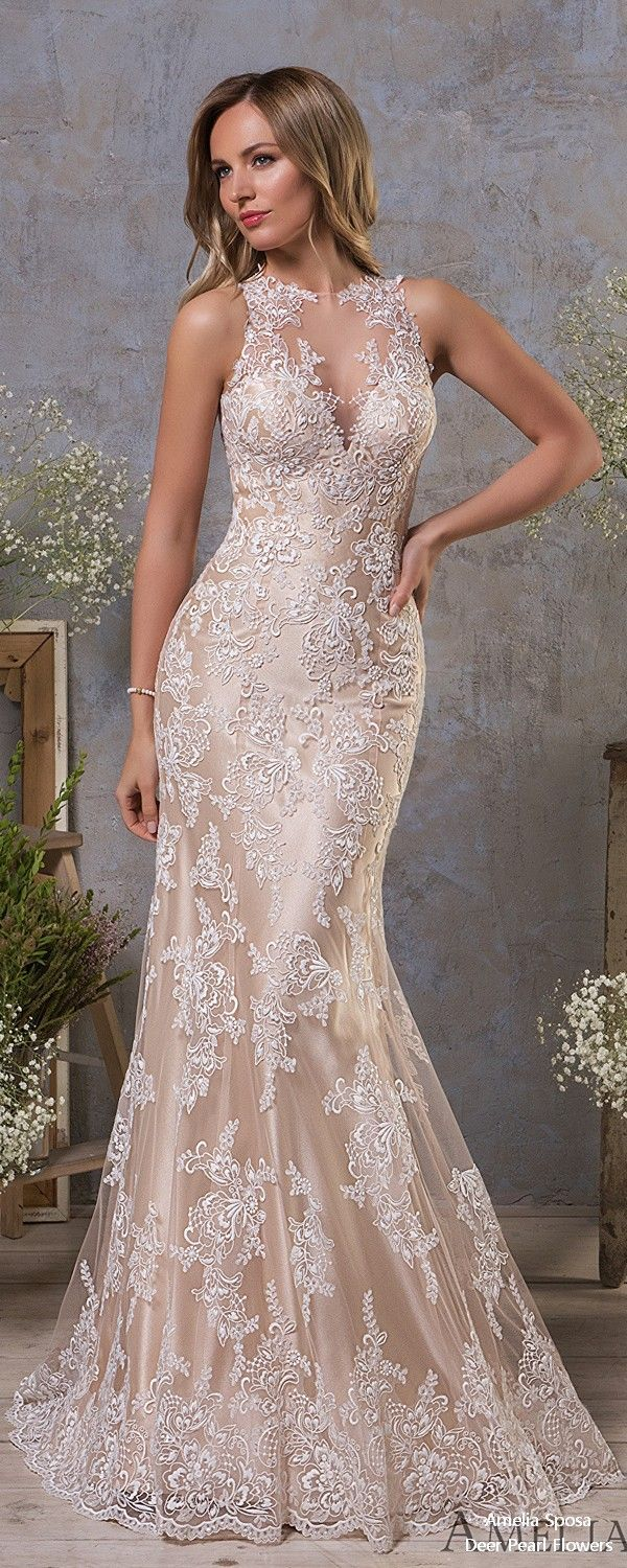a6dac41cdf21 Amelia Sposa 2019 Wedding Dress  weddingdress