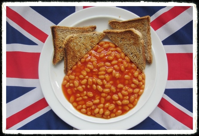 British-Style Beans On Toast Recipe — Dishmaps