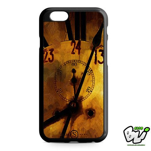 Old Vintage Clock iPhone 6 Case | iPhone 6S Case