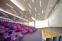 The Forum's 400 seat lecture theatre - University of Exeter