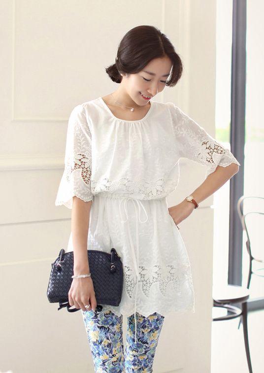 Republic of Korea reigning Women's Clothing Store [CANMART]  #koreafashionshop #fashion_pinter #pinterclothes #pintershop #Fashion_women #goodquality #goodfabric #korea #dailylook #dailyfashion #CANMART #OOTD #daily_blouse #basic_blouse #stylish_blouse #popolar_blouse #korea_blouse #fashionable_blouse #women_blouse #summer_blouse #blouse  Long lilac blouse / Size : FREE / Price : 22.93 USD