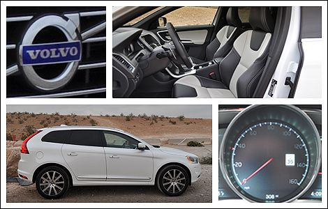 2015 Volvo XC60 Review | Auto123.com - Like a safe place to hide, the 2015 Volvo XC60 not only keeps that which is most precious to you safe, but transports it in appreciable comfort, with plenty of power and not at the expense of fuel consumption. #volvo #xc60 #suv #review