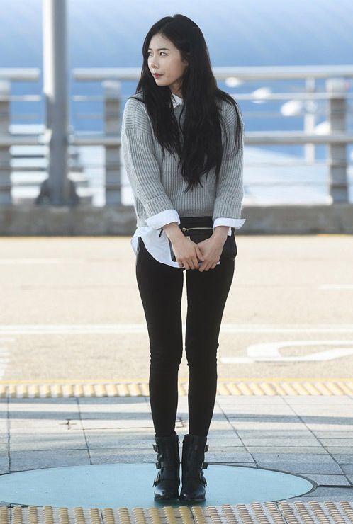 #hyuna, #airportfashion, #kpop