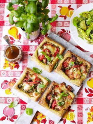 Vegetable tartlets   Jamie Oliver