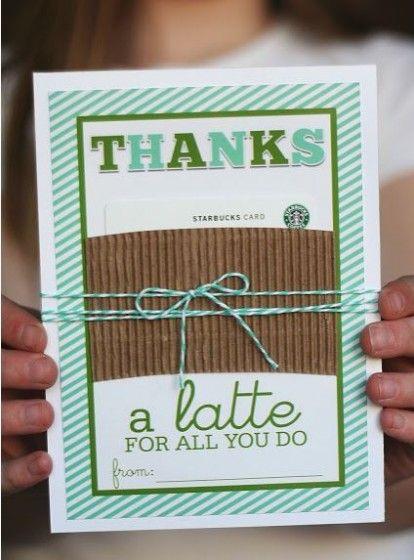 starbucks gift card printable from eighteen25