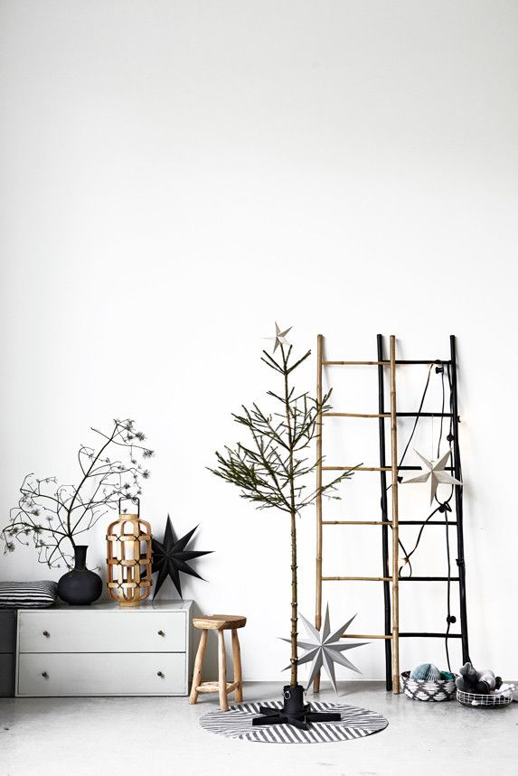 Meer dan 1000 idee n over echelle en bois op pinterest ladder decoratieve - Echelle decorative bambou ...