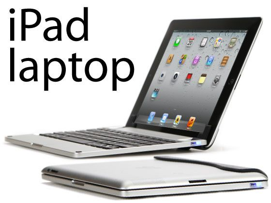 Brydge - turn your iPad into a laptop $210