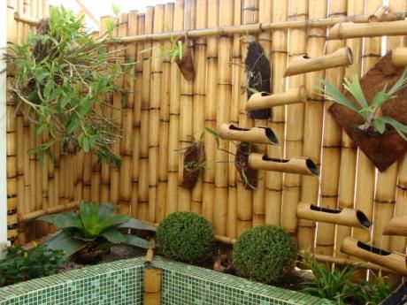35 best jardines images on pinterest home ideas garden - Cercas para jardin ...