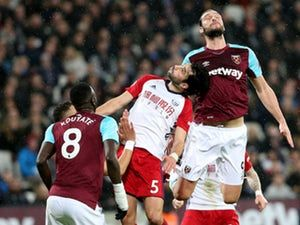 Result: West Ham United strike at the death to beat West Bromwich Albion