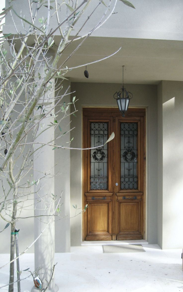 Antique doors, sourced & restored for a house in Sydney - 83 Best Elements I Love... Architectural Elements Images On