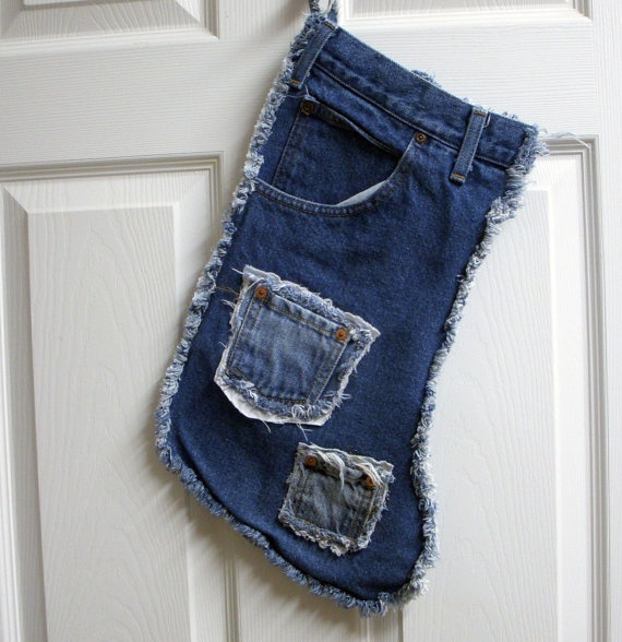 Bluejean stocking | CHRISTMAS IDEAS & GIFTS