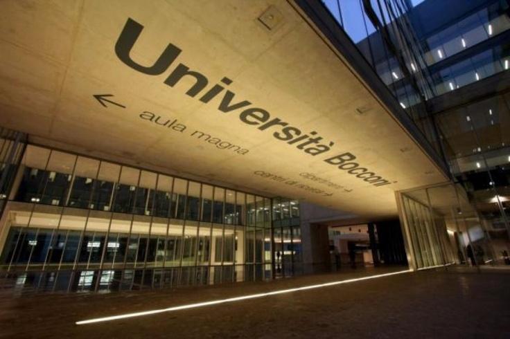 La #Milano del Sapere! @Naomi Baso Nuova Accademia di Belle Arti Milano @UNIVERSITA' IULM #bicocca #bocconi