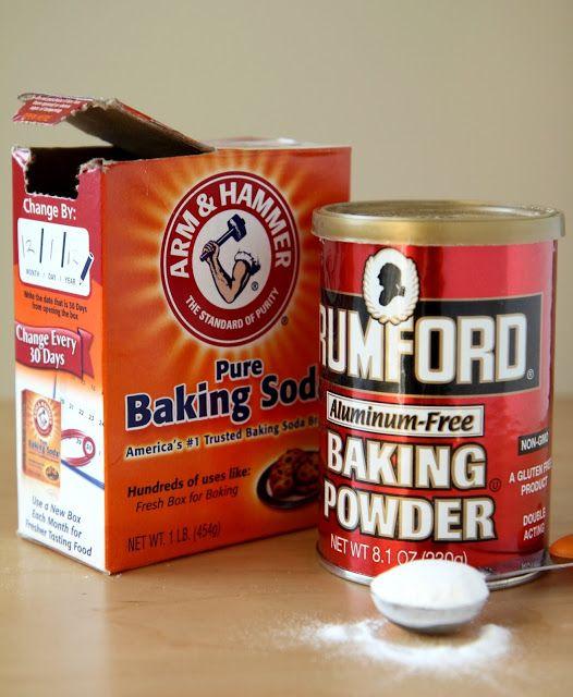 In veel Amerikaanse recepten wordt ''baking soda'' gebruikt, terwijl in Nederlandse recepten vaak bakpoeder gebruikt word. En ik vroeg me altijd af wat het verschil nou was en of je ze visa v…