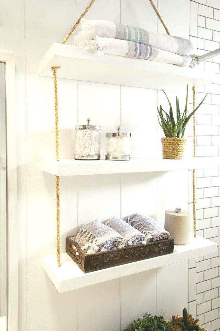 45 Hangende Badezimmer Aufbewahrungsideen Zur Maximierung Ihrer