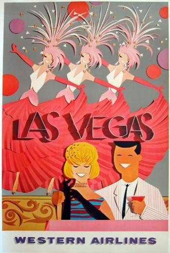 Western Airlines - Las Vegas
