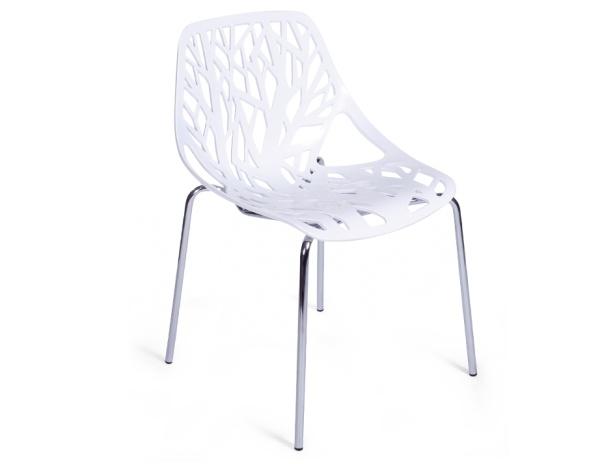 Marcello Ziliani Caprice style white chair