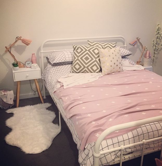 Kmart Styling. Bedroom