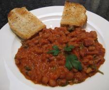 Chorizo Baked Beans | Thermomix