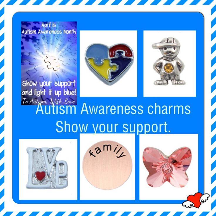 Autism Awareness is The Month of April! Show your support If you would want one of these Lockets check out my website☺️   *My website: www.southhilldesigns.com/mascute  My Artist Identifier#:179997 *Follow me on InstaGram: MasCuteSHDLockets *Follow me on Facebook: MasCute South Hills Designs