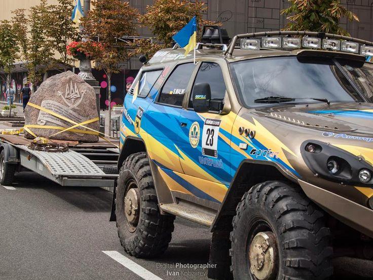 В День Независимости покажут украинские спортивные автомобили