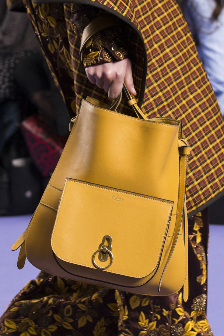 Mulberry at London Fall 2017 (Details)
