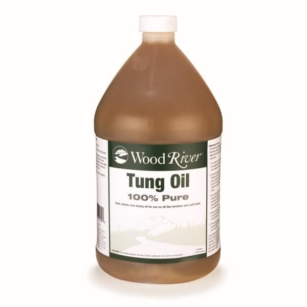 Buy WoodRiver Pure Tung Oil Gallon at Woodcraft.com