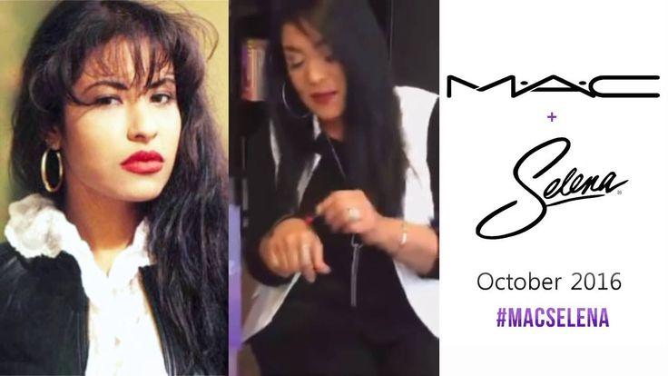 Selena + MAC Collection Unveiled 2016 (Subtítulo en Español)