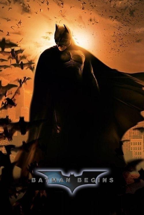 Watch Batman Begins (2005) Full Movie Online Free