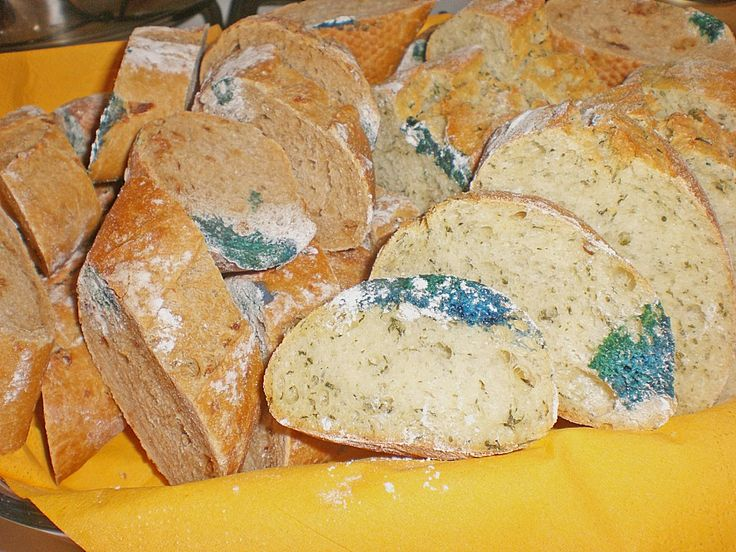 Schimmeliges Brot, ein beliebtes Rezept aus der Kategorie Party. Bewertungen: 151. Durchschnitt: Ø 4,5.