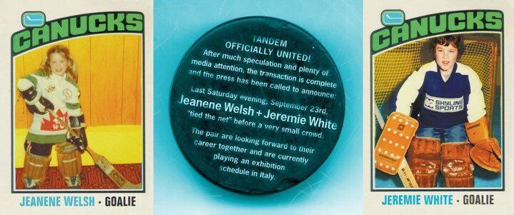 Jeremie White (NHLart) on Twitter