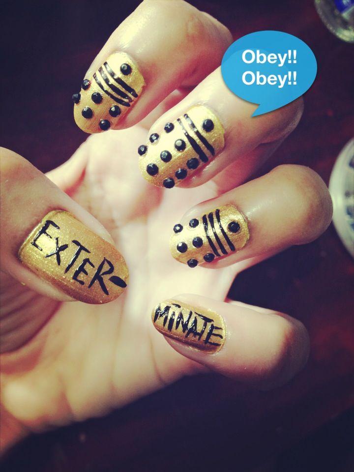 12 best Comic Con Ideas images on Pinterest | Comic con, Nail ...