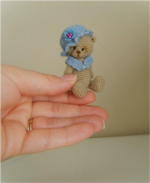 145 best Mini crochet images on Pinterest | Knit crochet, Amigurumi ...