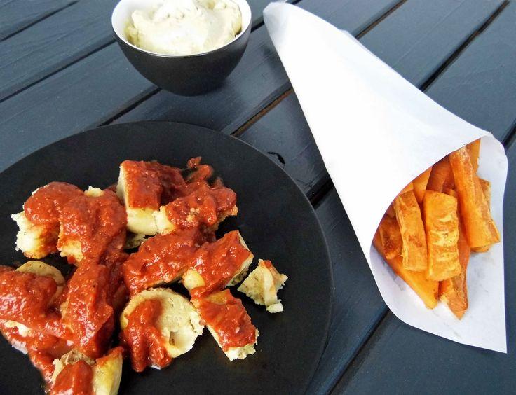 Die besten 25+ Currywurst mit pommes Ideen auf Pinterest - meine vegane k che