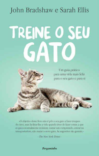 Livro - TREINE O SEU GATO