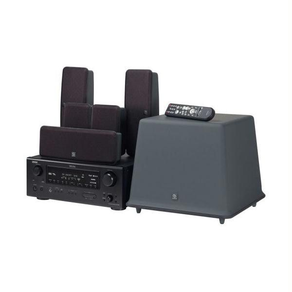 Denon 5.1 Dts-es And Dolby Ex Home Theater - Refurbished