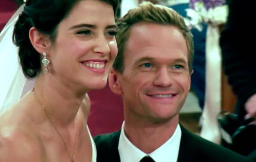 Cobie & NPH. How I Met Your Mother #himym